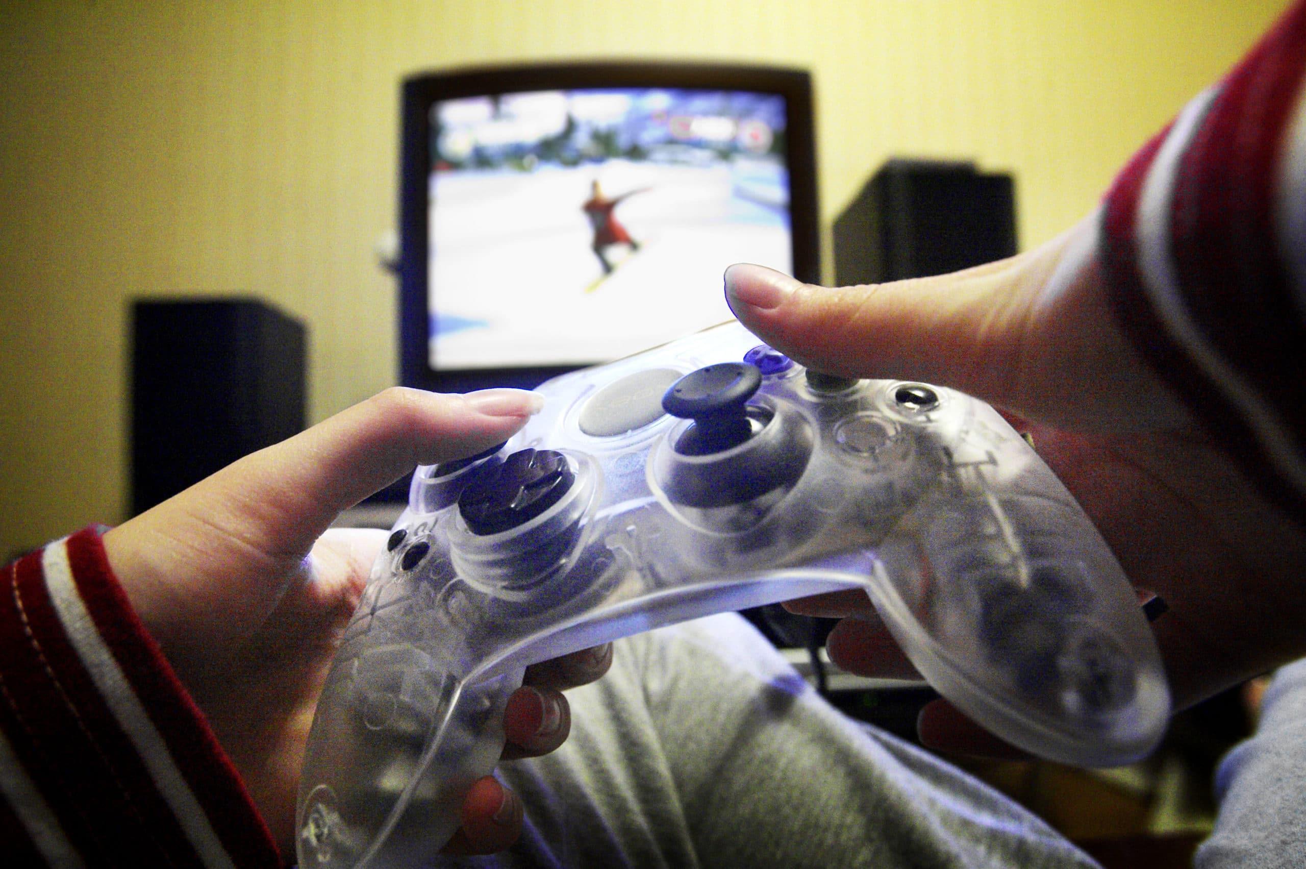 dipendenza videogame