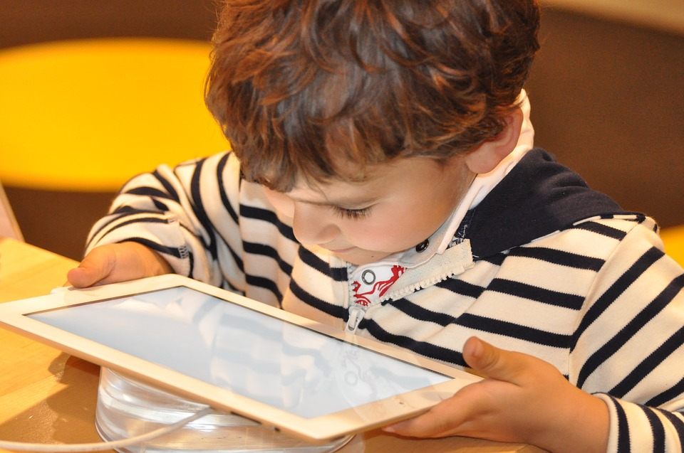 elettronica e bambini